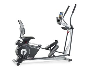 "ProForm Hybrid Trainer Elliptical & Recumbent Bike with 15"" Stride for Sale in Silver Spring, MD"
