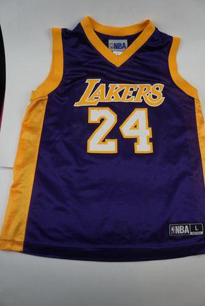 LAKERS Kobe Bryant NBA Jersey #24 for Sale in Whittier, CA