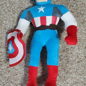Captain America Plush for Sale in Chino, CA