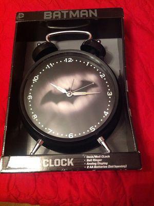 Batman alarm clock for Sale in Brooklyn, NY