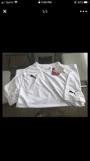 Puma shirt size L for Sale in Orlando, FL
