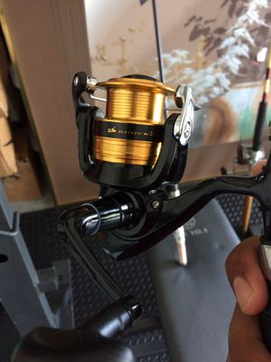 DIAWA 2500 series rod and reel combo BRAND NEW for Sale in Wesley Chapel, FL