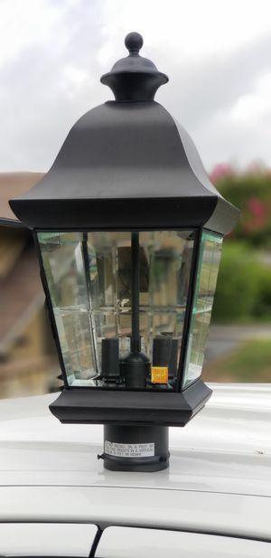 Post lamp for Sale in San Antonio, TX