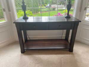 Wood sofa table/console for Sale in Redmond, WA