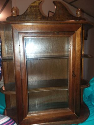 Wooden Cabinet for Sale in Kinston, NC