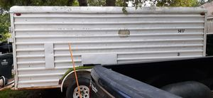 16 ft enclosed trailer for Sale in Spring, TX