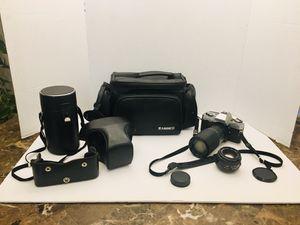 Minolta X-370 Film Camera Bundle for Sale in Spring Hill, FL