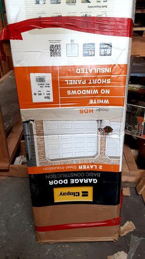Clopay garage door for Sale in Scottsdale, AZ