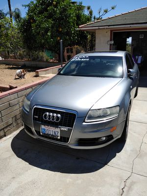 2008 Audi A6 s-line series for Sale in San Diego, CA