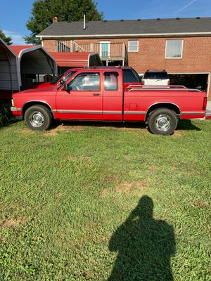 1992 S15 Square Body Extended Cab for Sale in Franklin, KY