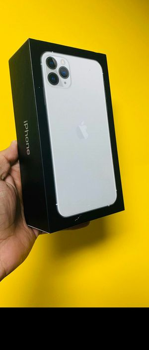 iPhone 11 Pro Max (Finance for $50 down, no credit needed) $899 att and cricket for Sale in Carrollton, TX