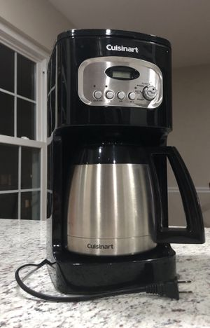 Cuisinart Coffee Maker for Sale in Springfield, VA