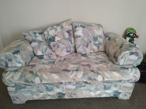 Loveseat & Chair for Sale in Sweetwater, TX