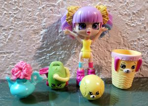 Shopkins Rainbow Kate+ accerories for Sale in Oklahoma City, OK