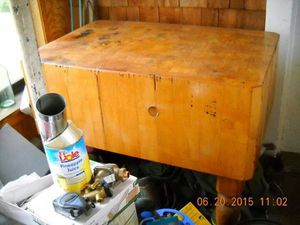 Old Butcher block from A&P. for Sale in Newburyport, MA