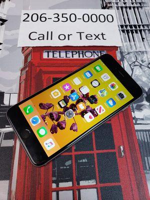 Unlocked iPhone 7 plus 128gb for Sale in Shoreline, WA