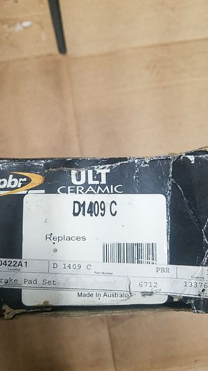 Mercedes brake pads for Sale in Milton, WA