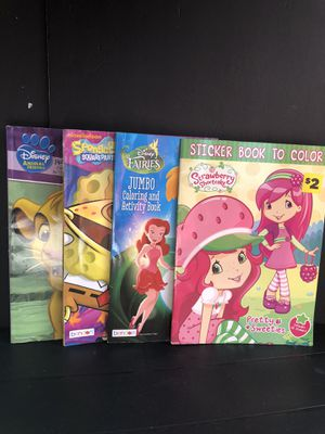 Coloring books for Sale in Wilton Manors, FL