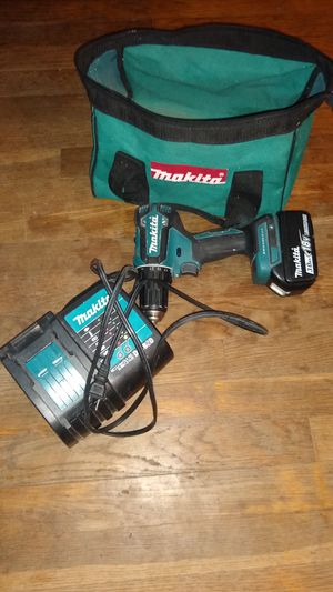 Makita brushless cordless 18 volt drill for Sale in Hermitage, PA
