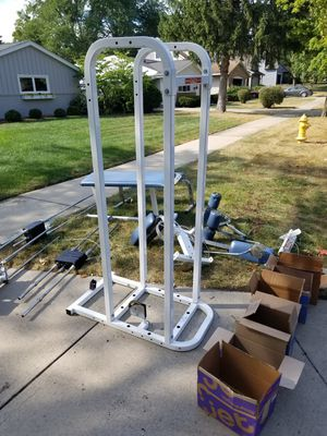 California gym weigh machine station for Sale in Franklin Park, IL