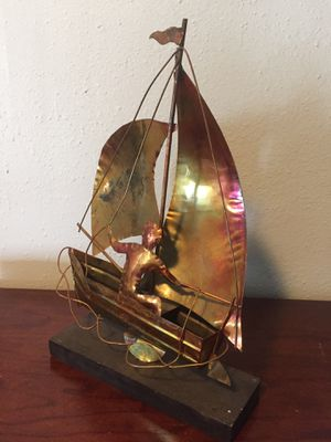 Copper sail boat for Sale in Las Vegas, NV