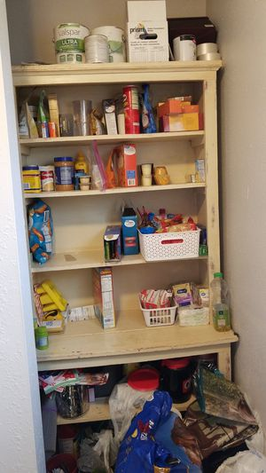 Pantry storage/hutch/antique for Sale in Fayetteville, AR