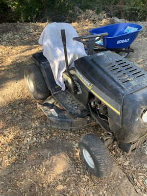 Riding lawn mower for Sale in Murrieta, CA