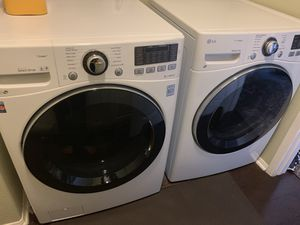 LG Steam Washer/Dryer for Sale in Temecula, CA