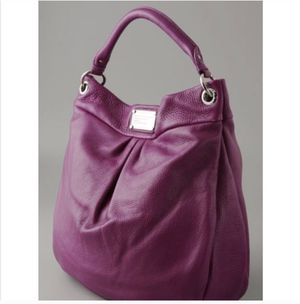 Marc Jacobs Giant Leather Hobo Purse bag for Sale in Miami, FL