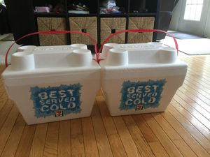 "Two 17"" coolers for Sale in Great Falls, VA"