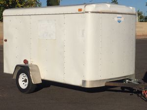 Interstate 6x10 enclosed trailer for Sale in Mesa, AZ