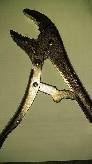 Vise grip,handy saw ,wire stripper, bolt tool for Sale in San Francisco, CA