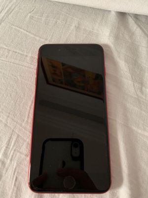 IPhone 8+ RED PRODUCT. 64GB for Sale in Forest, MS