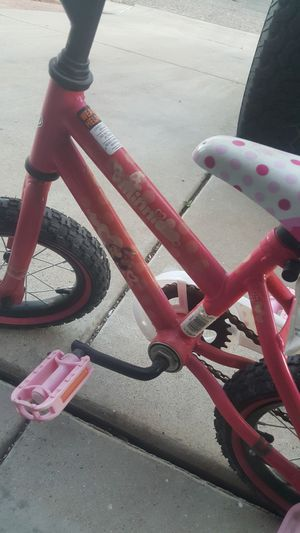 Minnie mouse bike for Sale in Tucson, AZ