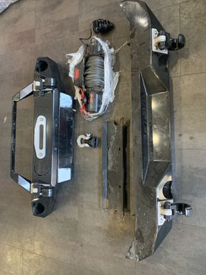 Jeep Wrangler parts Jk for Sale in El Cajon, CA
