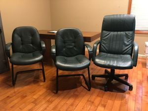 3 super comfy office chairs for Sale in Chula Vista, CA