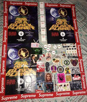 Supreme Stickers for Sale in Houston, TX