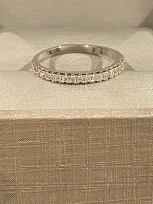 925 Sterling Silver Engagement/ Wedding Ring for Sale in Washington, DC
