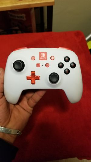 PRO CONTROL PARA NINTENDO SWITCH LIKE NEW CONDITIONS POR $35 for Sale in San Bernardino, CA