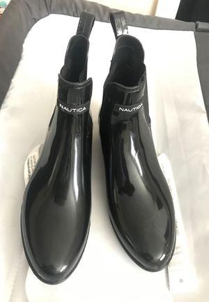 Nautica rain boots size 10 in women for Sale in Smyrna, GA