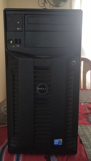 Dell Poweredge Server T310 for small business, parts for Sale in Ontario, CA