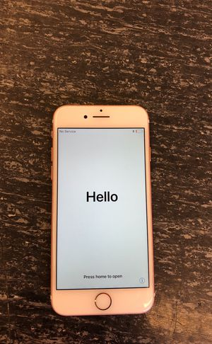 iPhone 7 400 or OBO for Sale in Columbus, OH