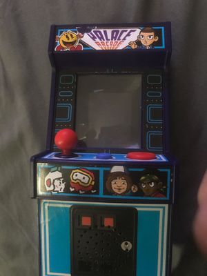 Mini classic on the go arcade toy got all the 20 classic arcade games for Sale in Norco, CA