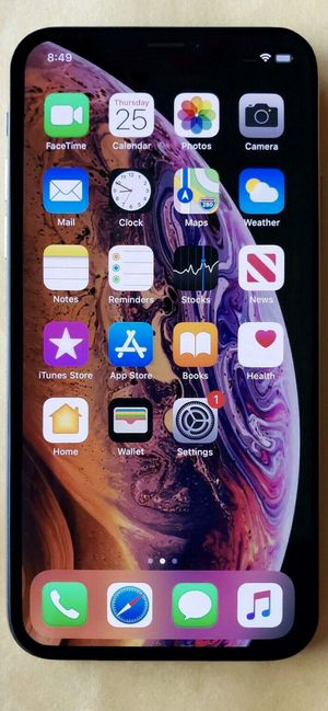 iPhone XS Max 256GB Verizon Unlocked for Sale in Anaheim, CA