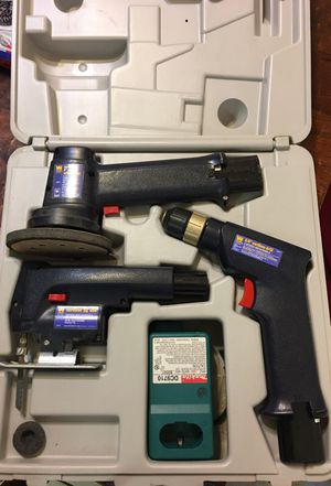 WEN POWER TOOLS KIT 9.6 VOLTS (working with makita cordless power) for Sale in Portland, OR