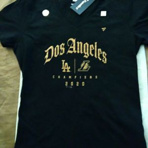 """ALL SIZES! NEW Unique """"Dos Angeles"""" Womens Championship Tee! for Sale in Long Beach, CA"""