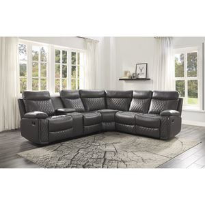 Recliner Sectional Sofa in Offer. Hot Sale 🔥🔥🔥 for Sale in Orlando, FL