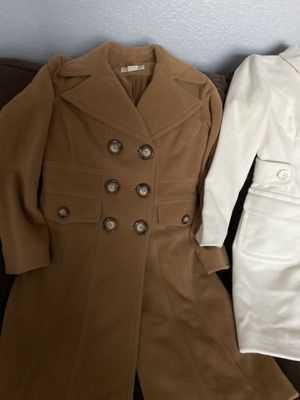 Coats size 8 is like medium size for Sale in Madera, CA
