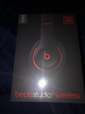 Beats Studio Headphone Wirless for Sale in Boston, MA