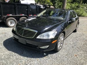 2007 Mercedes-Benz s550 PARTOUT PARTS ONLY for Sale in Mint Hill, NC